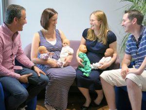 Cursuri de puericultură gratuite: unde, de ce şi alte detalii utile pentru viitorii părinţi