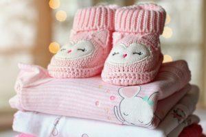 Obiecte necesare bebeluşului în primele săptămâni petrecute acasă