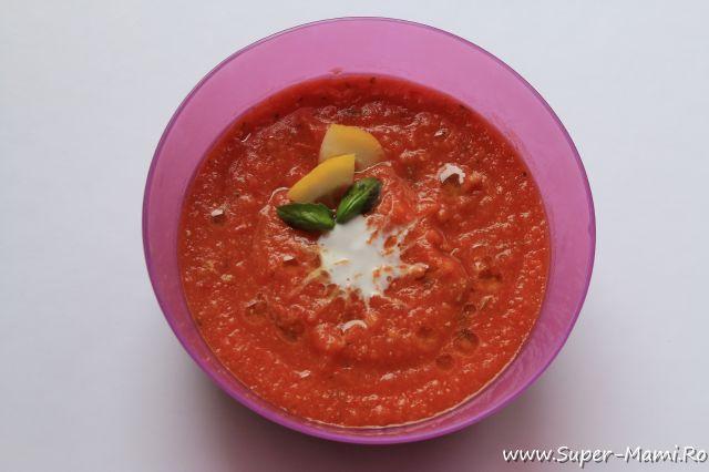 supa crema de linte pentru bebelus (1)