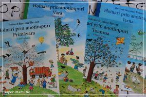Colecţia Hoinari prin anotimpuri - ce activităţi putem face cu copiii cu ajutorul cărţilor