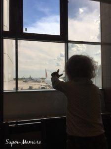 Prima călătorie cu avionul - sfaturi şi experienţa noastră