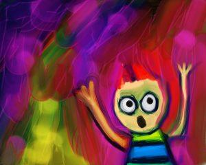 Amintirile copilăriei - despre o întâplare de atunci şi o izbucnire de acum