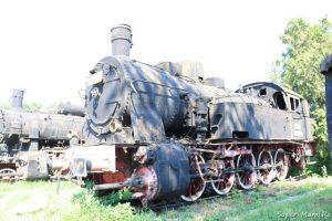 Ce să faci în Sibiu cu copilul? Muzeul locomotivelor cu abur