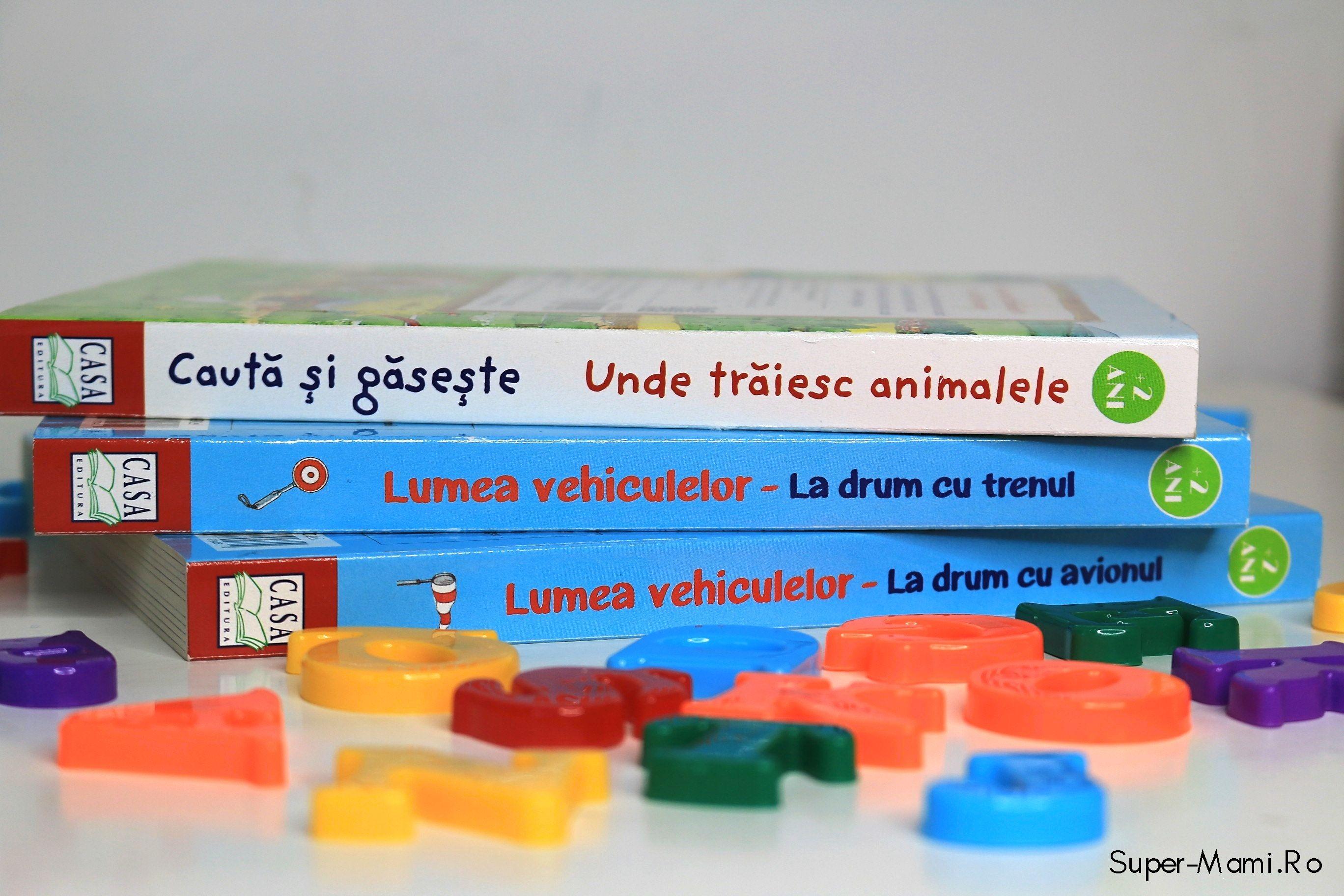 carti ilustrate pentru copii editura casa