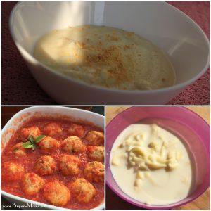 Ce mănâncă un copil de doi ani şi două luni: meniu pentru o săptămână
