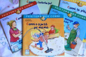 Prietena mea Conni - noi titluri apărute la Editura Casa