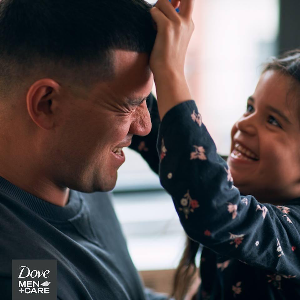 Dove Men+Care dragi viitori tati