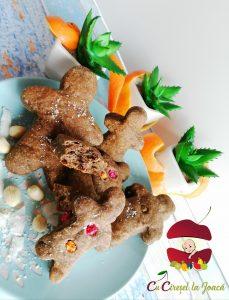 Turtă dulce fără zahăr - reţetă pentru copii