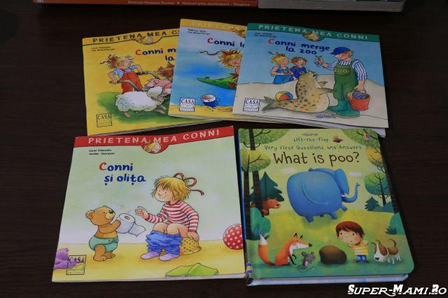Cărţi pentru copiii de 2 ani