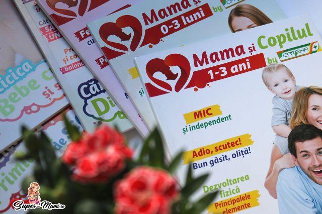 """Proiectul """"Mama şi copilul"""" - 8 cărticele de la Catena pe care trebuie să le ai"""