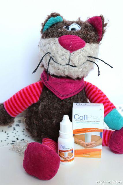 ColiPrev - picături împotriva colicilor pentru bebeluşi