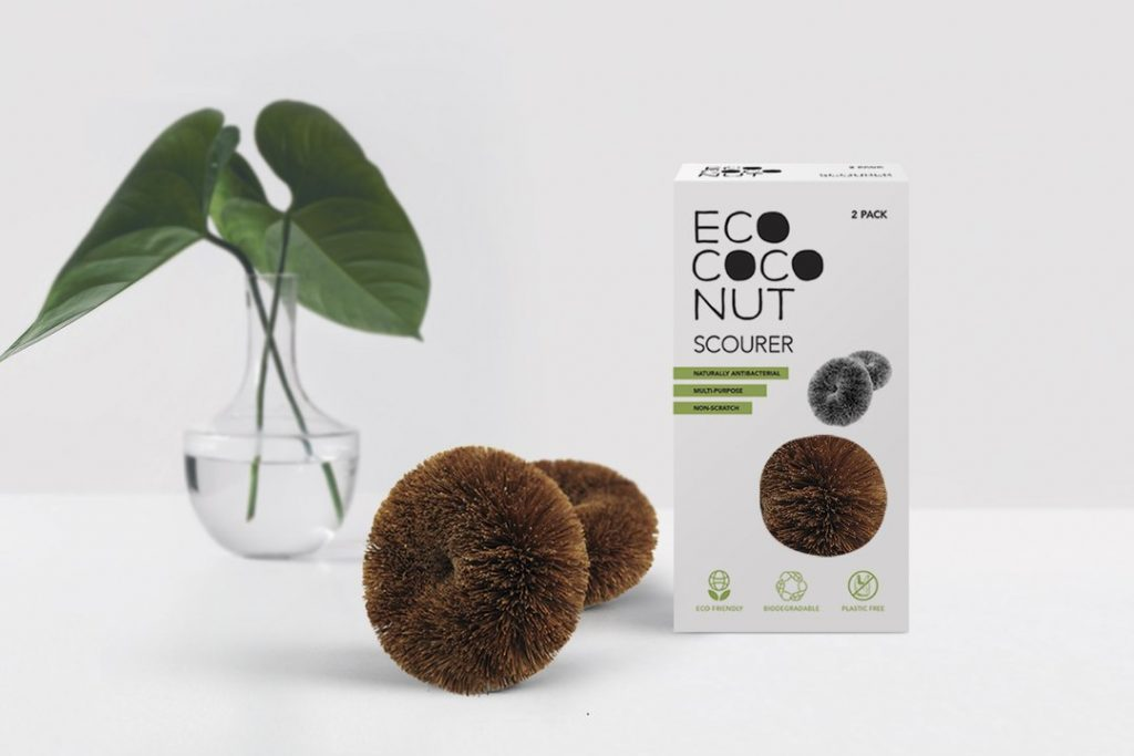 Opt alegeri verzi pentru un mediu mai sănătos Eco COCONUT