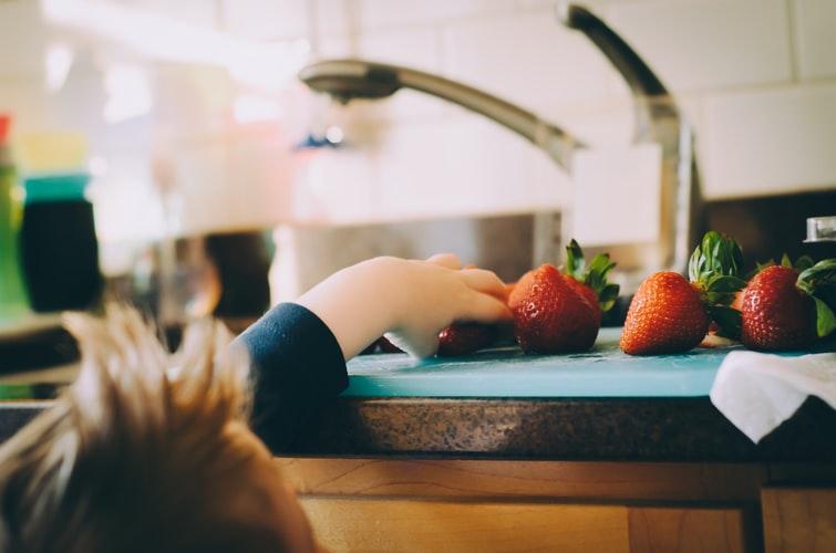 Sfaturi pentru o alimentatie sanatoasa a copilului