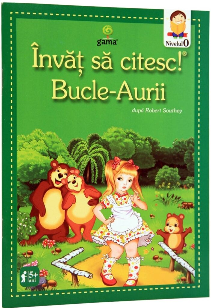 Recomandări Cărți pentru copii 4-5 ani