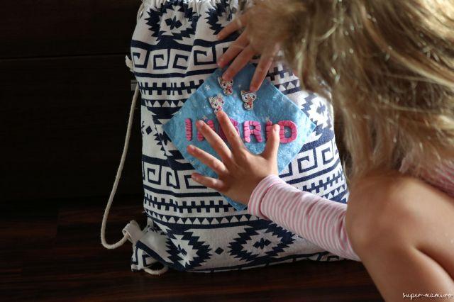 Bagajul pentru grădiniță - ce conține rucsacul pentru grădiniță
