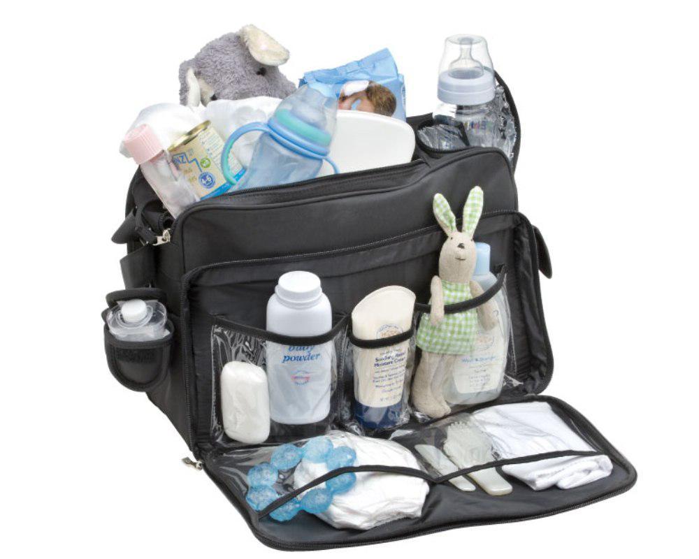 Ce luăm în geanta bebeluşului