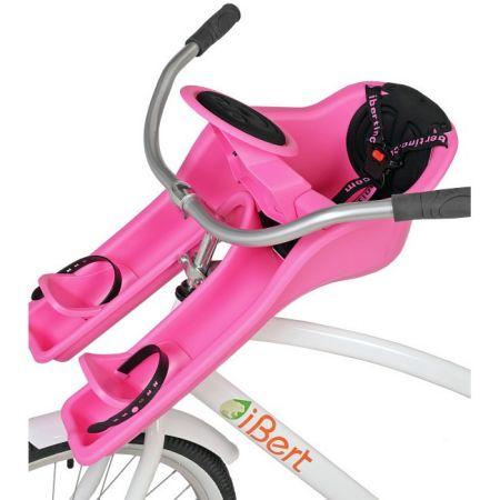 Cinci lucruri pe care să i le iei bebeluşului după şase luni de viaţă: scaun de bicicletă
